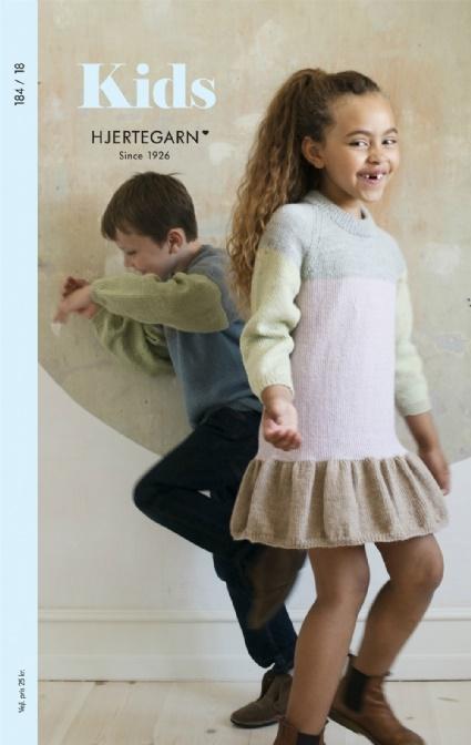 406dbf8421fc Sød strikket kjole str. 2-10 år