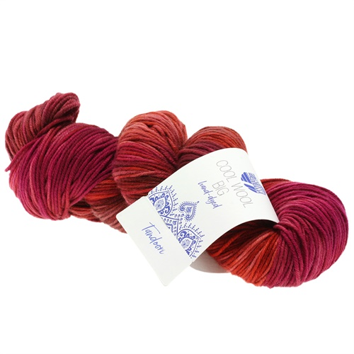 Cool Wool Big Hand-dyed fra Lana Grossa