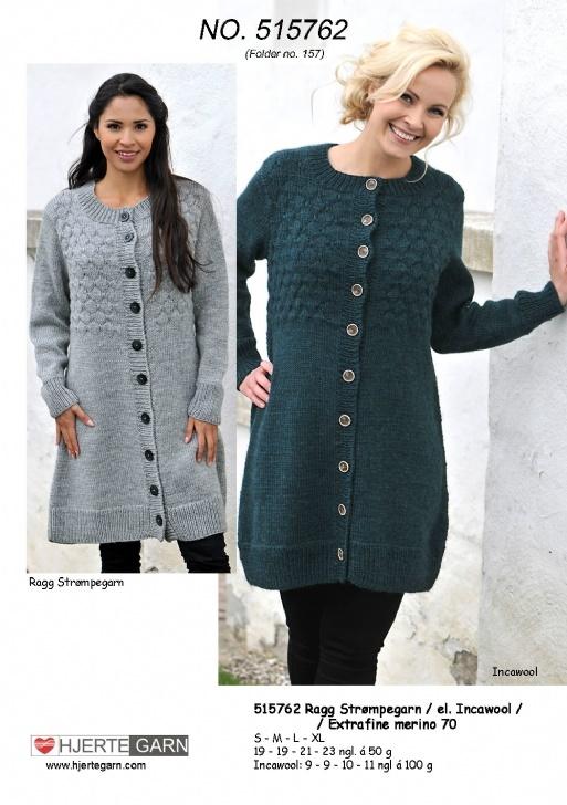 strikkede jakker til damer